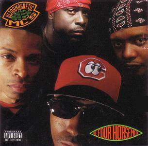 Ultramagnetic MC's - The Four Horsemen (1993) {Wild Pitch} **[RE-UP]**