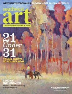 Southwest Art – August 2021