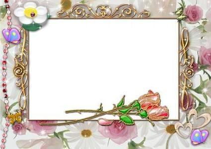 Beauty Frame for Photoshop