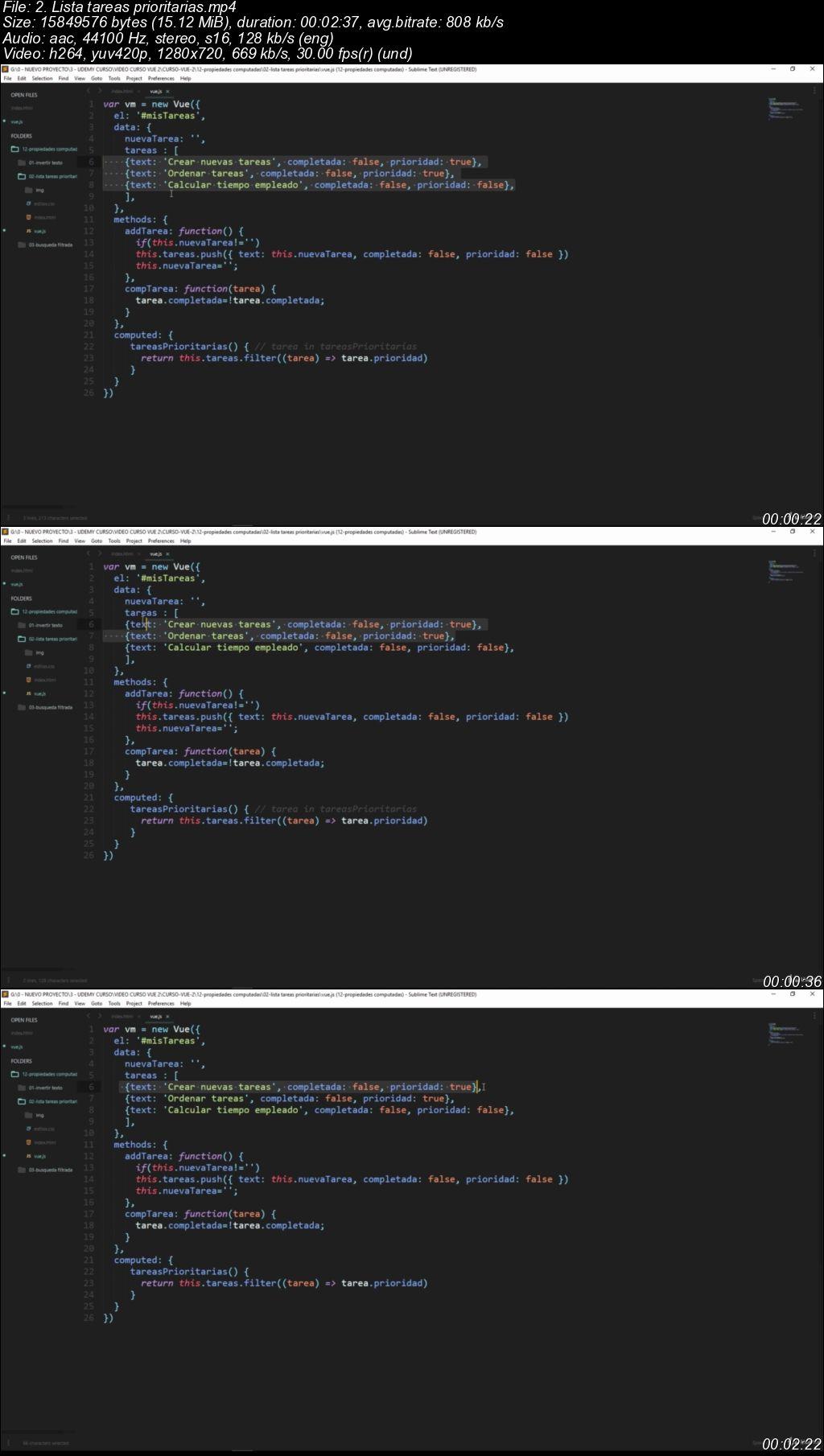 VUE JS 2 - Una Introducción a las Web Apps