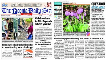 The Laconia Daily Sun – June 03, 2020