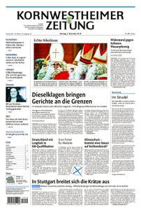 Kornwestheimer Zeitung - 03. Dezember 2018