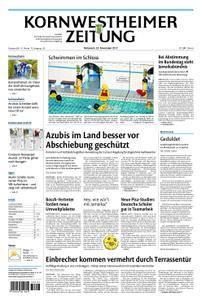Kornwestheimer Zeitung - 22. November 2017