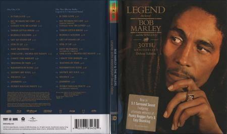 Bob Marley & the Wailer - Legend (1984)