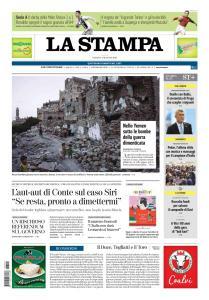 La Stampa Torino Provincia e Canavese - 4 Maggio 2019