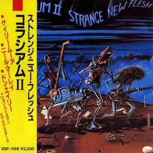 Colosseum II - Strange New Flesh (1976) {1986, Japan 1st Press}