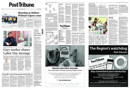 Post-Tribune – September 02, 2019