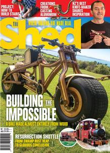 The Shed - May/June 2019