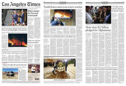 Los Angeles Times – September 14, 2021