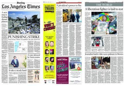 Los Angeles Times – April 15, 2018