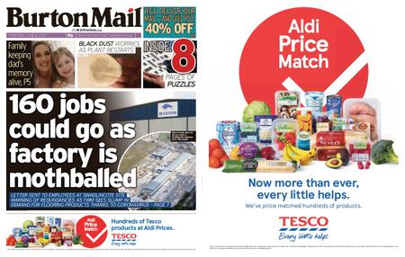 Burton Mail – June 04, 2020