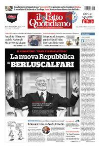Il Fatto Quotidiano - 23 Novembre 2017