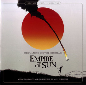 John Williams - Empire of the Sun: Original Motion Picture Soundtrack (1987) 2CD Expanded Limited Edition 2014