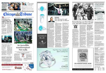 Chicago Tribune – October 21, 2018