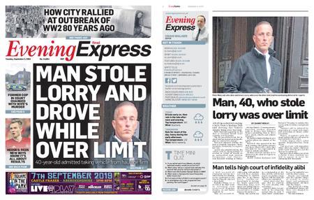 Evening Express – September 03, 2019