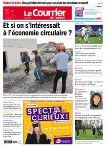 Le Courrier de l'Ouest Cholet – 12 avril 2021