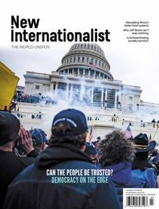 New Internationalist - March 2021