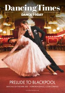 Dancing Times - Issue 1269 - May 2016