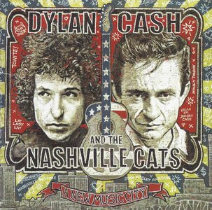 Bob Dylan, Johnny Cash, and The Nashville Cats - A New Music City (2015) {2CD Set Legacy 88875066552}