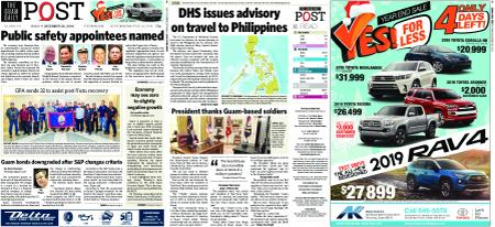 The Guam Daily Post – December 28, 2018