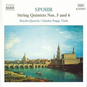 Haydn Quartet - Spohr: String Quintets Nos. 5 & 6 (2003)