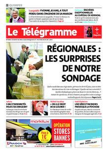 Le Télégramme Quimper – 08 mai 2021