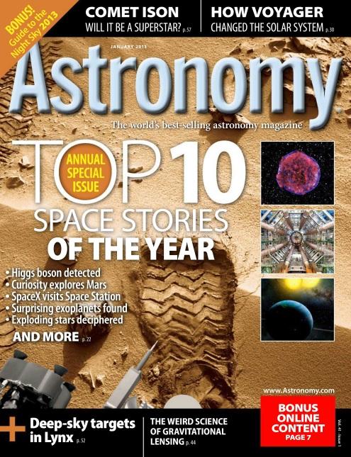 astronomy magazine kalmbach publishing - 525×684