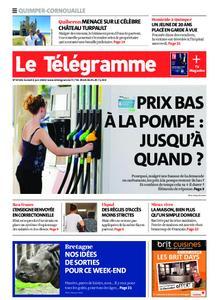 Le Télégramme Ouest Cornouaille – 06 juin 2020