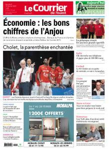 Le Courrier de l'Ouest Cholet – 14 février 2020