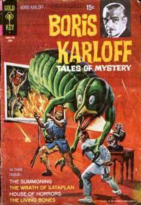 Boris Karloff Tales of Mystery 035 1971