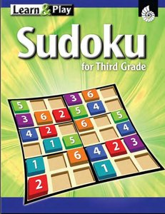Learn & Play Sudoku for Third Grade