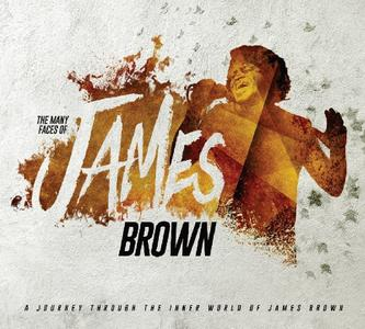 VA - The Many Faces Of James Brown (2018)