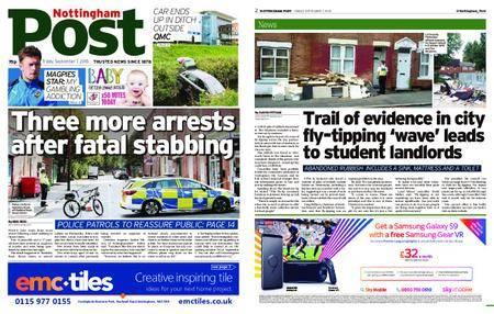 Nottingham Post – September 07, 2018