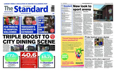 The Standard Chester & District – March 18, 2021
