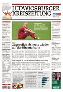 Ludwigsburger Kreiszeitung - 02. Oktober 2017