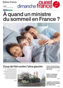 Ouest-France Édition France – 13 décembre 2020