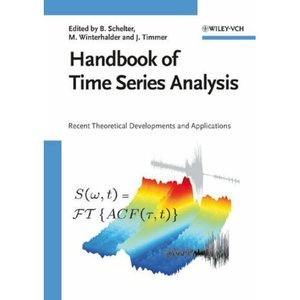 Handbook of Time Series Analysis: Recent Theoretical Developments and Applications (repost)