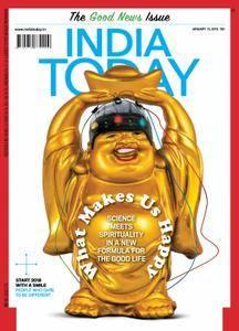 India Today - January 06, 2018