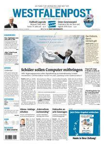 Westfalenpost Wetter - 22. März 2018