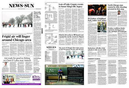 Lake County News-Sun – January 21, 2019