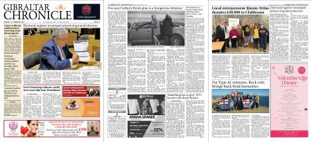 Gibraltar Chronicle – 12 February 2019
