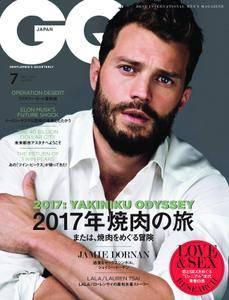 GQ Japan - 7月 2017