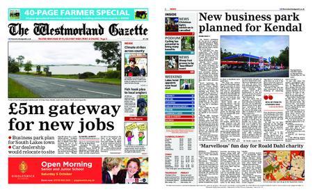 The Westmorland Gazette – September 26, 2019
