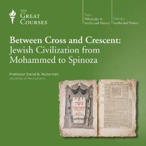 Between Cross and Crescent: Jewish Civilization from Mohammed to Spinoza [repost]