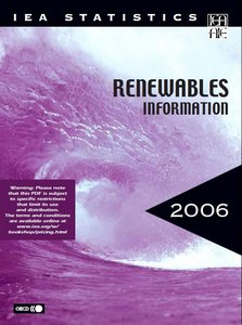 Renewables Information: 2006 Edition