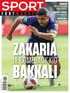 Sport Foot Magazine - 24 Octobre 2018