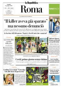 la Repubblica Roma - 14 Giugno 2021
