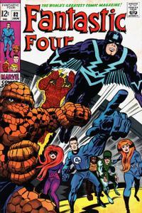 Fantastic Four 082 1969 HD