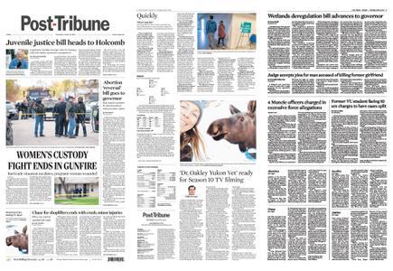 Post-Tribune – April 15, 2021
