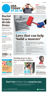 USA Today - 22 July 2019